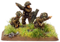 Flames of War - Mortar Platoon (Late)