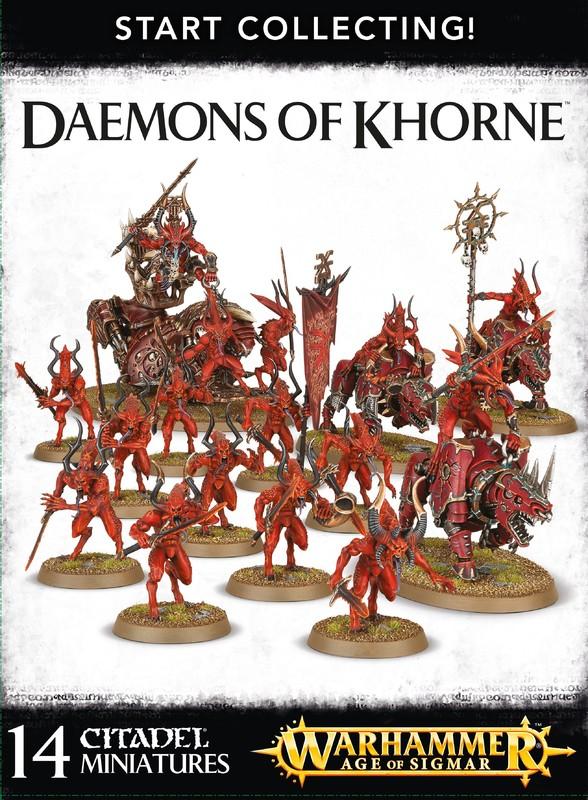 Start Collecting: Daemons of Khorne