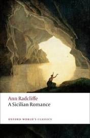 A Sicilian Romance by Ann Radcliffe image