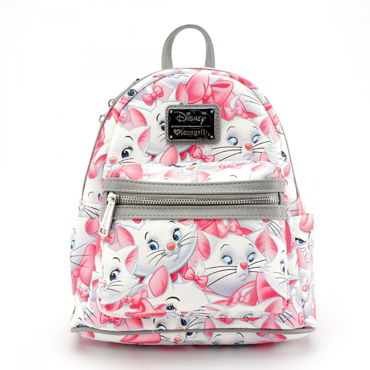 Loungefly Disney Marie Mini Backpack Images at Mighty Ape NZ