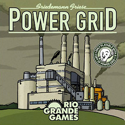Power Grid: Power Plant Expansion Deck image