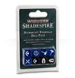 Warhammer Age of Sigmar: Shadespire - Stormcast Eternals Dice