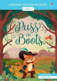 Puss in Boots by Mairi Mackinnon