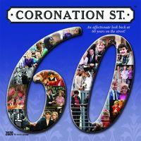 Coronation Street 2020 Square Wall Calendar image