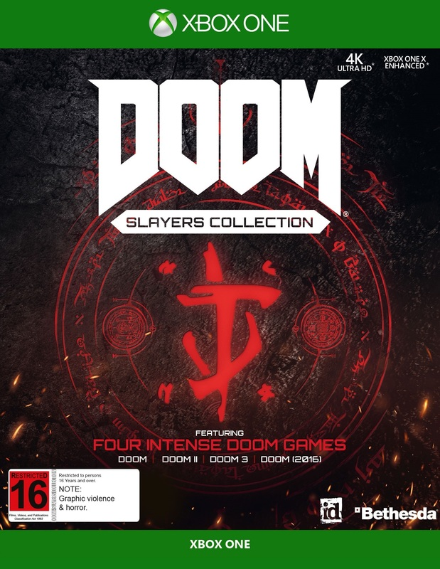 DOOM Slayers Collection for Xbox One