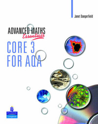 Core 3 for AQA by Janet Crawshaw image