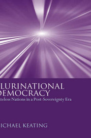 Plurinational Democracy by Michael Keating image