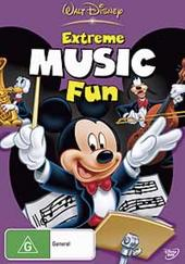 Extreme Music Fun on DVD