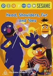 Play With Me Sesame - Head, Shoulders, Fur & Toes on DVD