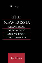 The New Russia by Ian Jeffries image
