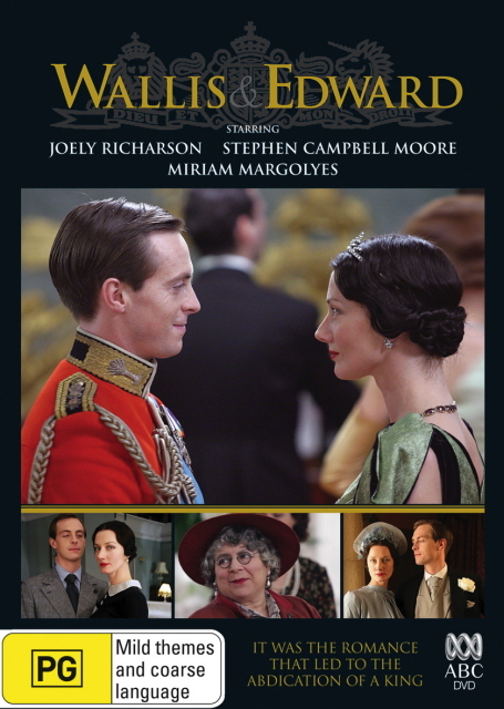 Wallis And Edward on DVD