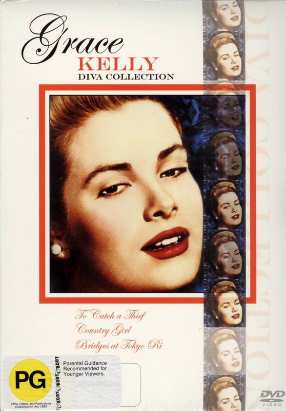 Grace Kelly - Diva Collection (3 Disc Box Set) on DVD