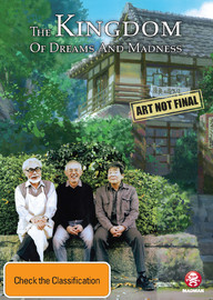 The Kingdom of Dreams and Madness on DVD image