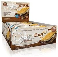 Quest Nutrition - Quest Bar Box of 12 (S'mores)