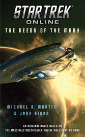 Star Trek Online: The Needs of the Many by Michael A Martin image