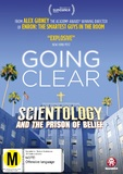 Going Clear: Scientology And The Prison Of Belief DVD