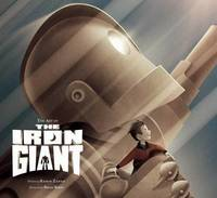 The Art of the Iron Giant by Ramin Zahed image