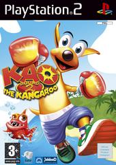 Kao The Kangeroo Round 2 for PlayStation 2