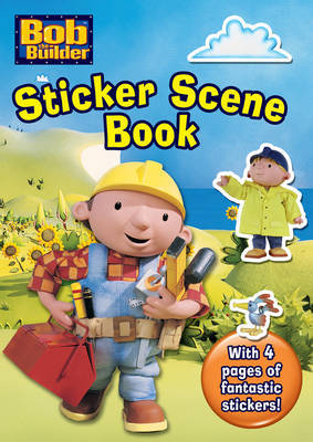 Bob the Builder Sticker Scene