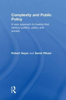 Complexity and Public Policy by Robert Geyer image