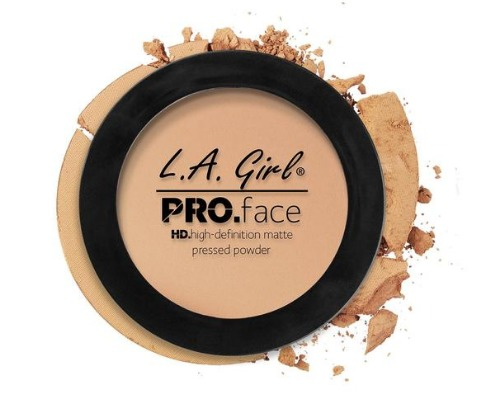 LA Girl HD Pro Face Powder - Nude Beige image