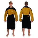 Star Trek The Next Generation Bathrobe (Gold Security)