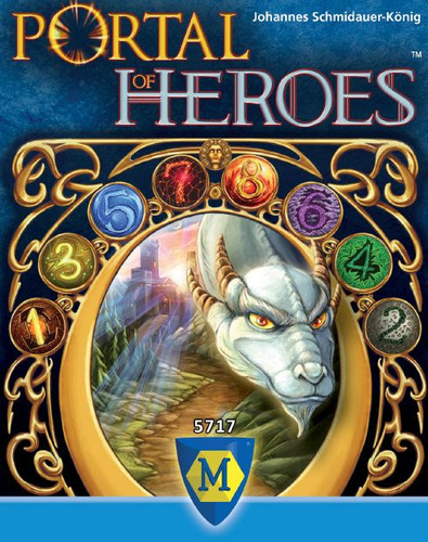 Portal of Heroes - Card Game