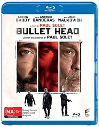 Bullet Head on Blu-ray