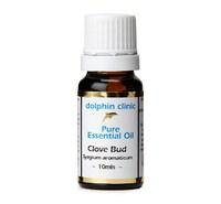 Dolphin Clinic Essential Oils - Clove Bud (10ml)