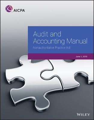 Audit and Accounting Manual by Aicpa image