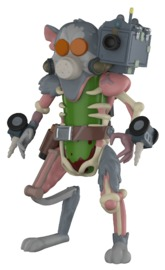 "Rick & Morty – Pickle Rick 5"" Action Figure image"