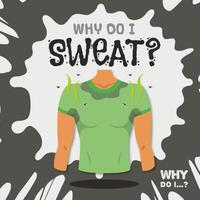 Why Do I Sweat? by Emilie Dufresne