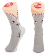 Silly Socks: Shark - Unisex Socks (Size 5-11)