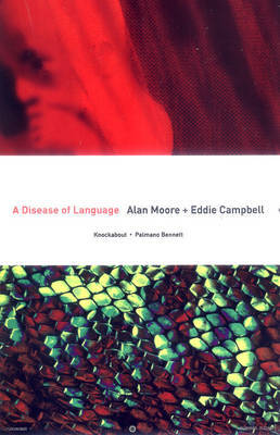 A Disease of Language by Alan Moore image