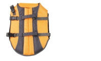 Pawise: Orange Life Jacket - Large