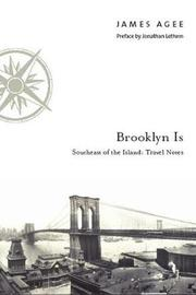 Brooklyn Is by James Agee