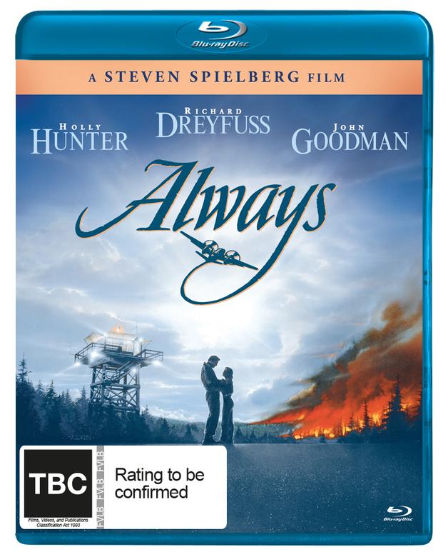 Always on Blu-ray