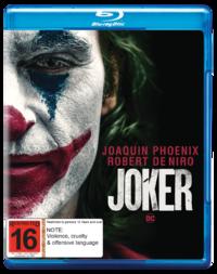 Joker on Blu-ray image