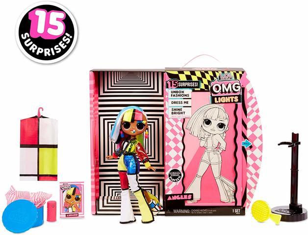 L.O.L. Surprise! O.M.G Lights Doll - Angles