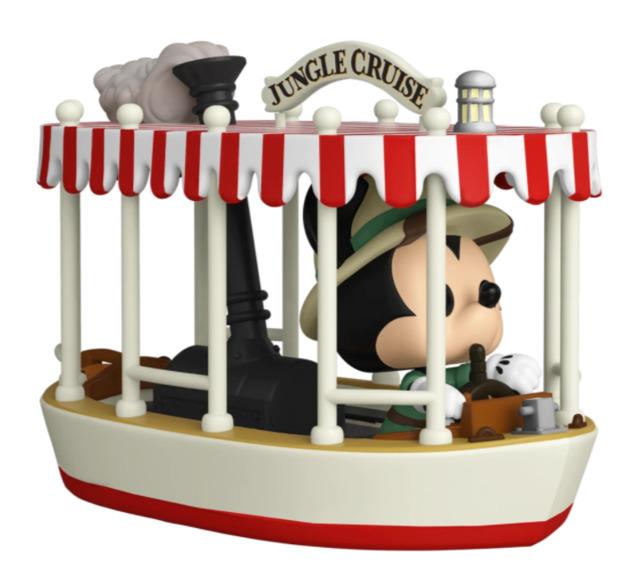Disneyland: Mickey Mouse Jungle Cruise - Pop! Ride Figure