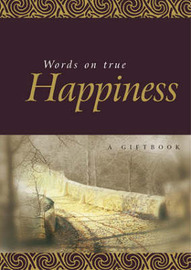 Words on True Happiness by Helen Exley image
