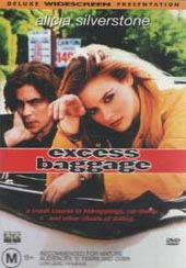 Excess Baggage on DVD