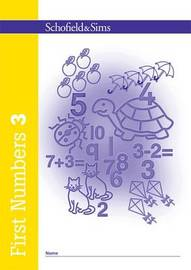First Numbers Book 3 by Anne Evans image