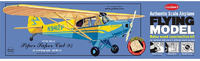 Piper Super Cub 95 1:18 Balsa Model Kit