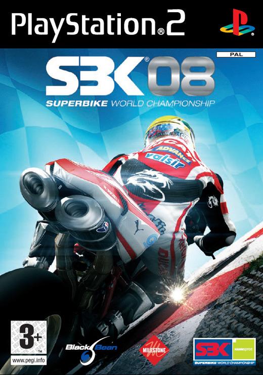 SBK-08 Superbike World Championship for PlayStation 2