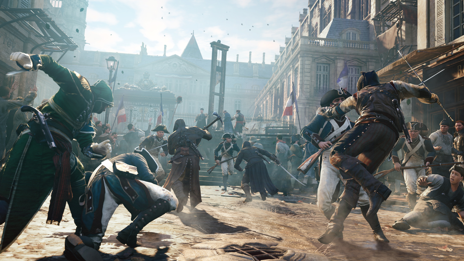 Assassin's Creed Unity Special Edition for Xbox One image