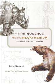 The Rhinoceros and the Megatherium by Juan Pimentel