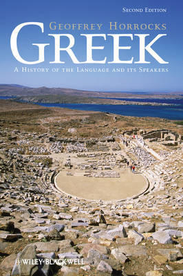 Greek by Geoffrey Horrocks image
