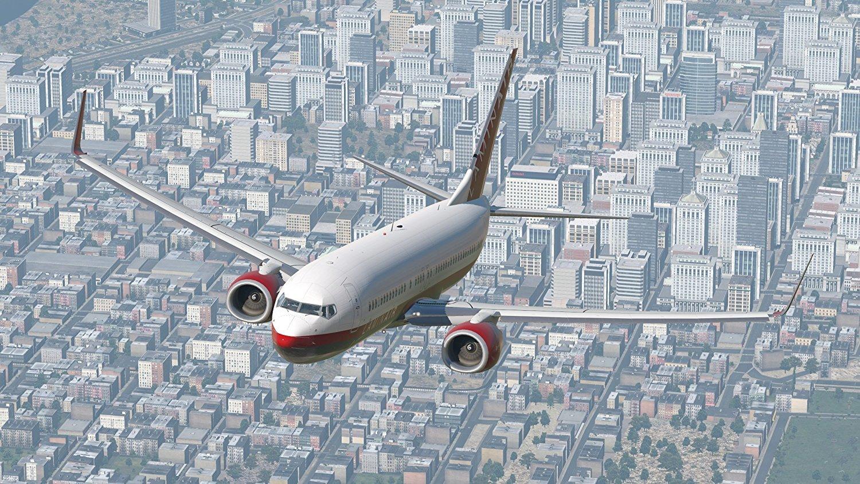Flight Simulator X-Plane 11