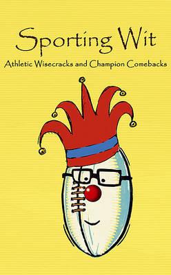 Sporting Wit by Richard Benson image